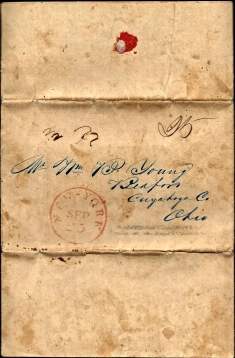 Stampless Cover